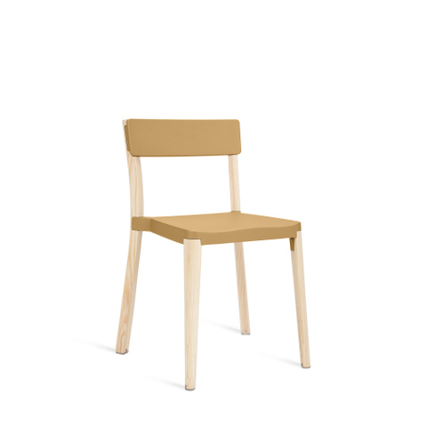 LANCASTER CHAIR SAND/LIGHT ASH