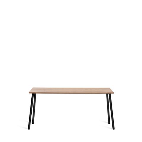 """RUN SIDE TABLE 62"""", BLACK FRAME"""