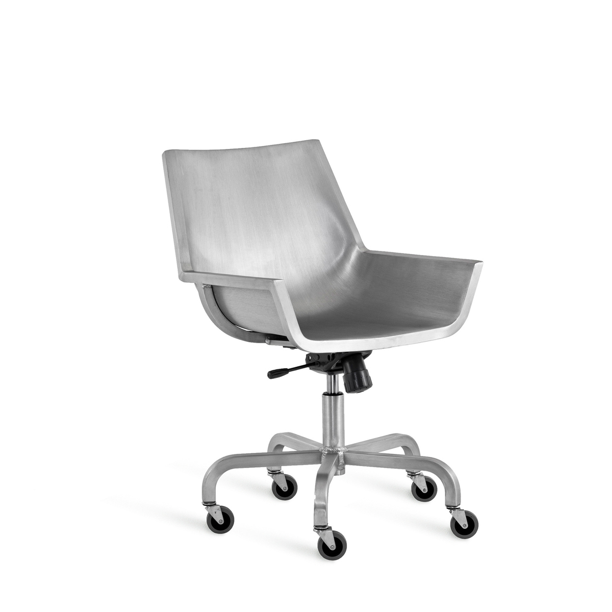 SEZZ SWIVEL CHAIR WITH CASTORS
