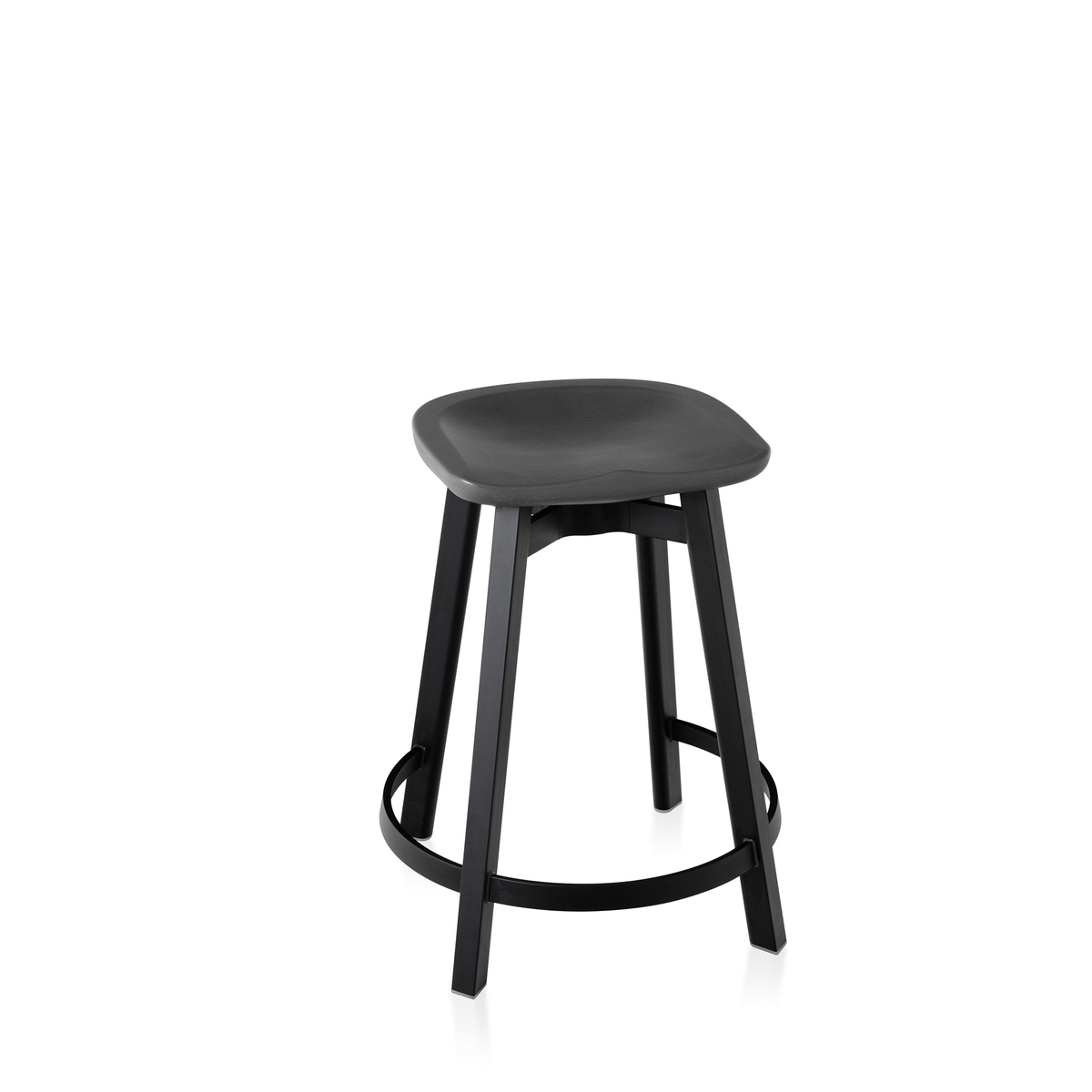 Su Counter Stool Recycled Polyethylene Seat